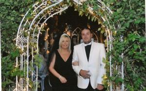 Lisa Cook Wedding Photo