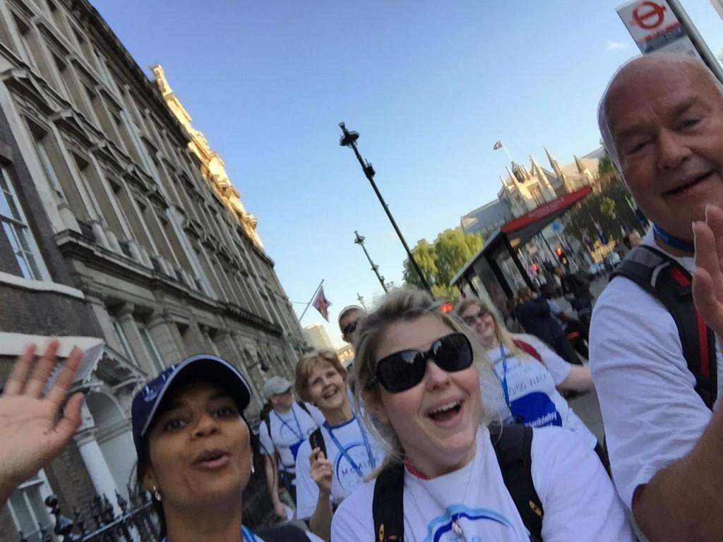 Team McMinn Selfie!