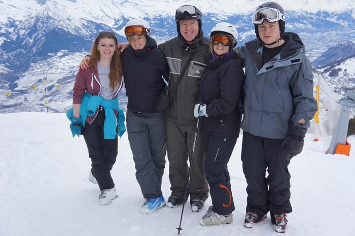 Skiing with aHip Resurfacing