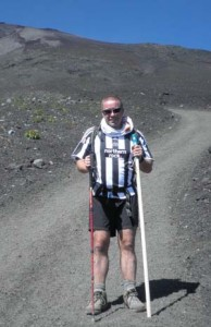 mountain climbing hip resurfacing