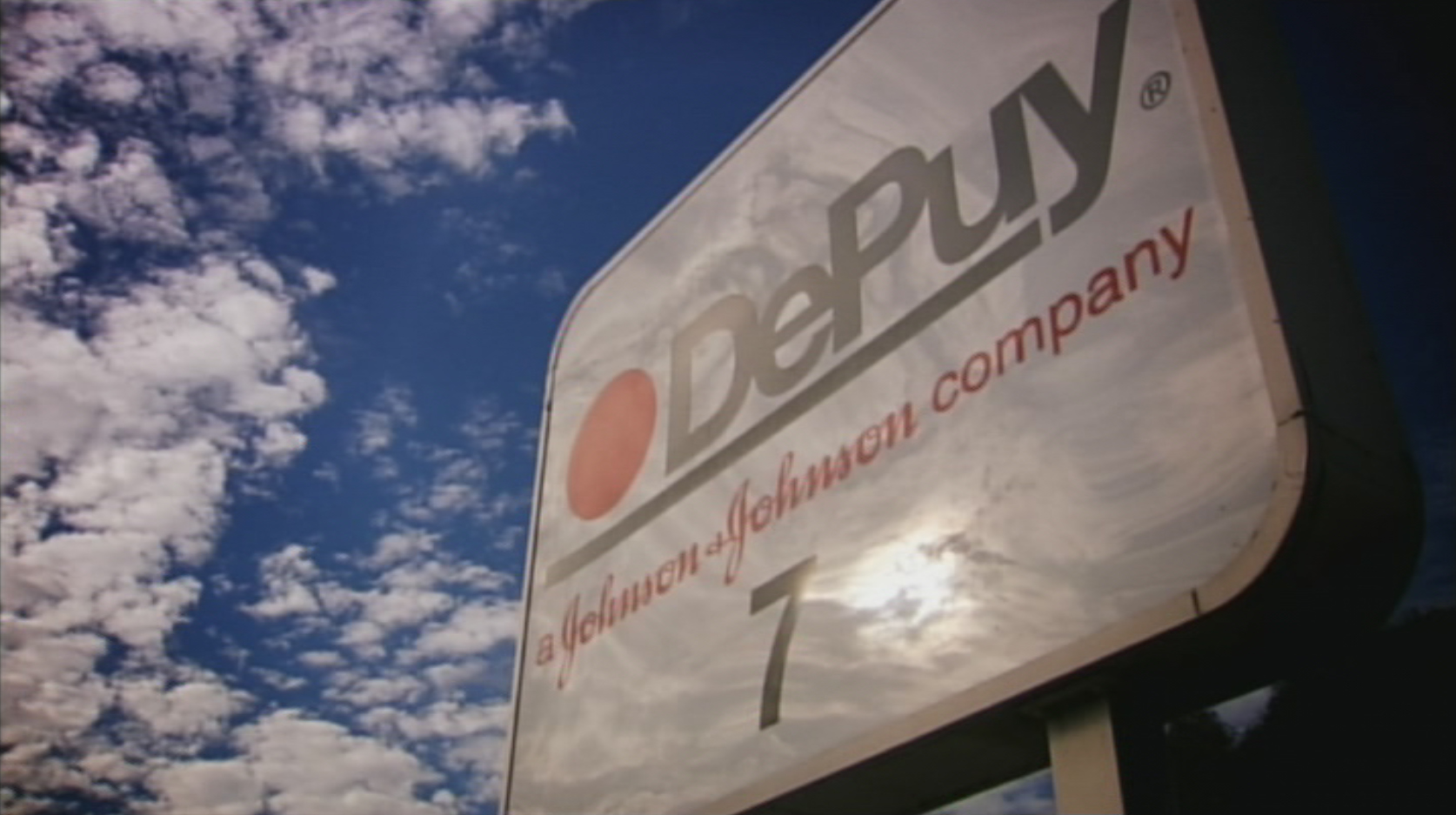 DePuy Sign
