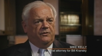 Mike Kelly, Trial attorney for Bill Kransky