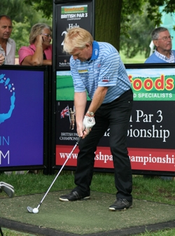 hip resurfacing golf footballer strachan