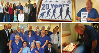 Mr McMinn Celebrates 20 Years of Metal-on-Metal Hip Resurfacing
